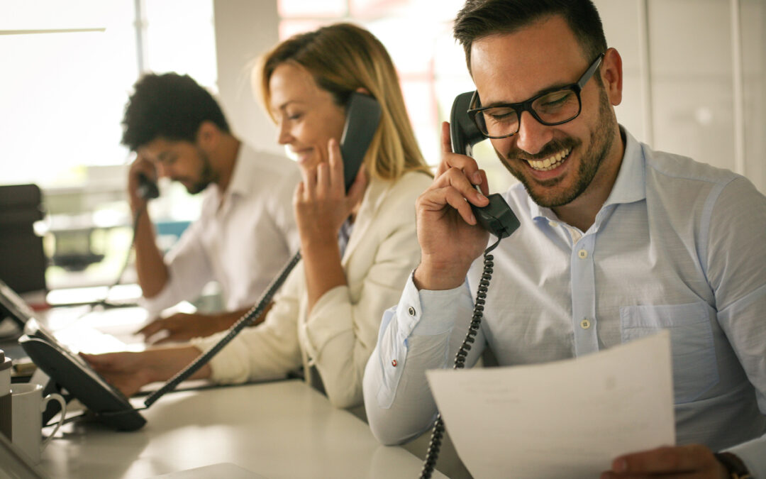 Small Company Saves $43,200 Per Year by Not Answering their Phones!
