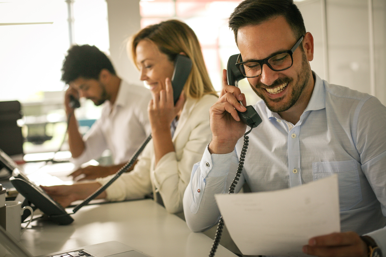 virtual receptionists