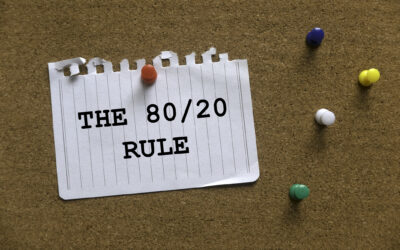 How to Make the 80/20 Rule Work for You 100 Percent of the Time