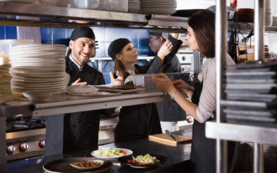 How Answering Services for Caterers Help to Keep Food and Conversation Warm